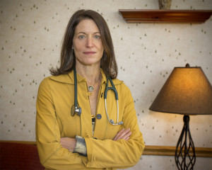 Dr. Lisa Lewis serves as Partners In Care's Medical Director