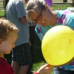 CC Baloon release with Eileen
