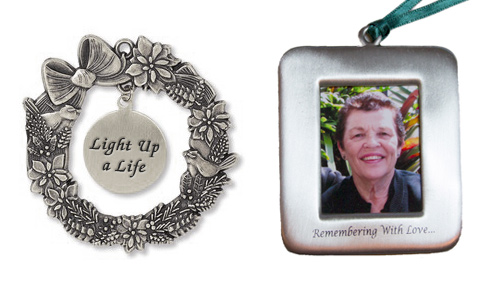 Light Up A Life Ornament for 2015